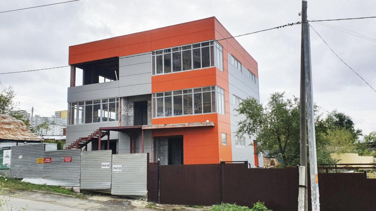 Административное здание (ул. Ульяновская, 13)